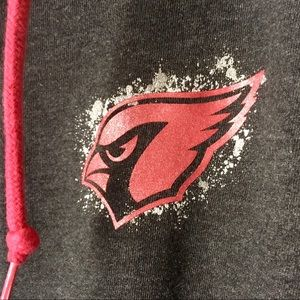 NFL Shirts - NFL Arizona Cardinals Pro Line Graphic Hoodie